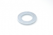 Steel washer for rear bumper mounting